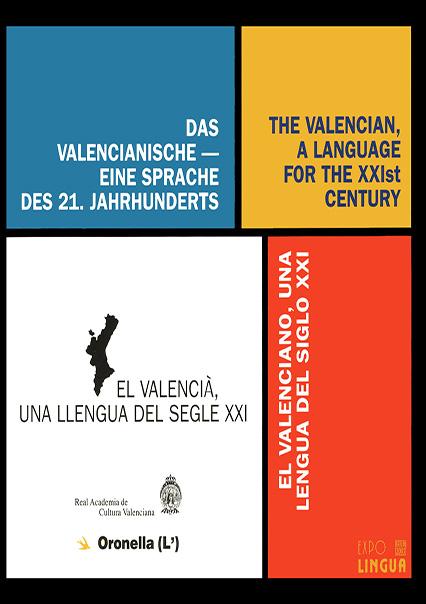 El Valencià, una Llengua del Segle XXI
