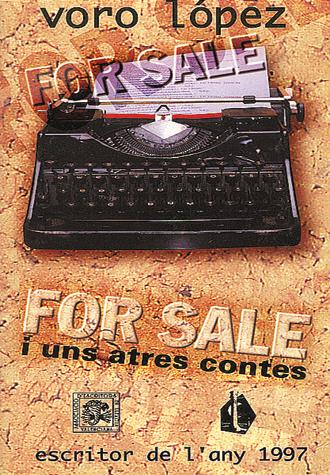 for sale, llibre en valència
